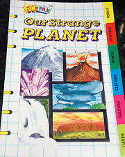 Fun Fax Book - Our Strange Planet. Henderson Publishing. 13 Available.