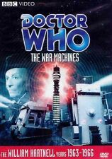 NEW - Doctor Who: The War Machines (Story 27)