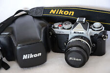 Nikon FM3A 35mm SLR Film Camera with Nikkor 35mm Lens  'Near Mint'