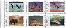 TEXAS #32 2011  STATE DUCK  STAMP WHITE FRONTED GOOSE IN BOOKLET OF 6 DIFFERENT