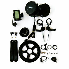 Bafang 8Fun BBS02 Mid Drive Central Motor,36V 500W DIY Electric Bicycle Kit