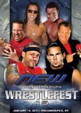 NEW Wrestling: Wrestlefest XV DVD, Matt Hardy TNA WWE
