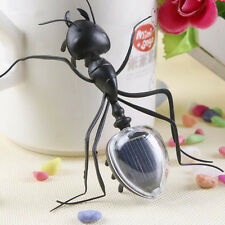 Amazing Solar Power Robot Insects and Car For Children's Educational toys Ant