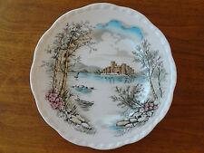 "Vintage QUEENS CASTLE Alfred Meakin 9 3/4"" Dinner Plate"