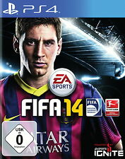 PS4 FIFA 14 Sony PlayStation 4 Neu OVP