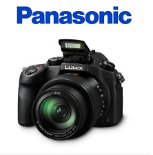Panasonic LUMIX DMC-FZ1000 20.1MP/4K Video/16x Zoom Digital Camera (Black, NTSC)