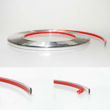 4mm Chrome Styling Strip Trim for Boats and Cars - 5 metre Van Exterior Interior