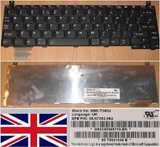 CLAVIER QWERTY UK TOSHIBA PR150 R150 PR200 R200 NSK-T500U 99.N7282.00U Noir