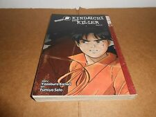 Kindaichi Case Files vol. 11 Kindaichi The Killer: Part 2 Manga Book in English