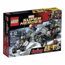 76030 AVENGERS HYDRA SHOWDOWN lego NEW legos set THOR hawkeye