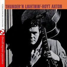 Hoyt Axton - Thunder N Lightnin [New CD] Manufactured On Demand