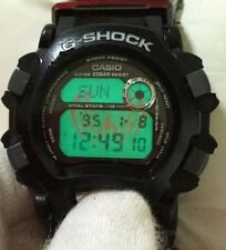 - Authentic G Shock DW-002 Fox Fire Watch for Men No Bezel Junk