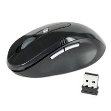 2.4G Wireless Optical Mouse Cordless With Mini Receiver For PC Laptop Notebook