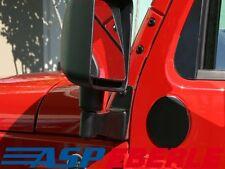Spiegel Halter Spiegelhalter schwarz Seitenspiegel Jeep Wrangler JK 07-