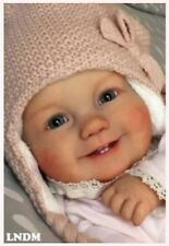❤Beautiful Custom Made Reborn Baby❤From Emilia kit ❤ Ready March