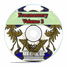 The Supreme Freemason Library, Knights Templar, Periodicals Volume 2 DVD F50