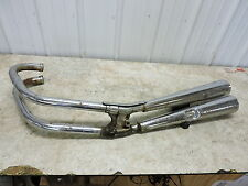 80 Honda CB750 C CB 750 Custom CB750C left side muffler pipe exhaust