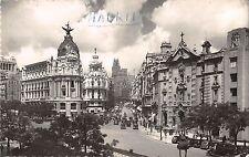 BR47164 Madrid calle de alcala v avda    Spain