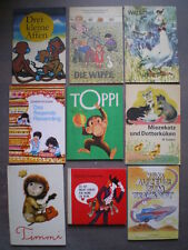 9 DDR Kinderbücher - DDR Bücher Bücherkonvolut Bücherpaket GDR books