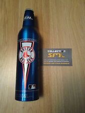 Bud Light Labatt 2009 MLB Baseball Boston Red Sox Empty Collector Bottle
