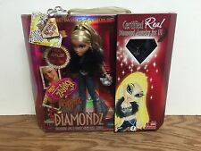 CLOE ~  BRATZ FOREVER DIAMONDZ DOLL with Certified Real Diamond by MGA