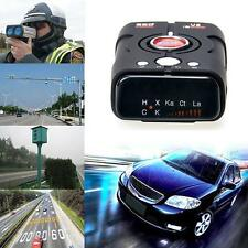 360° Radar Detection Anti Police Car Driving Laser Gun Speed Camera Detector Uk