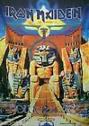 IRON MAIDEN Powerslave Eddie Cloth Poster Wall Flag Fabric Tapestry Banner New!