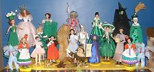 24 Tonner Wizard of Oz Dolls and 4 Outfits