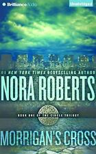 The Circle Trilogy: Morrigan's Cross 1 by Nora Roberts (2016, CD, Unabridged)