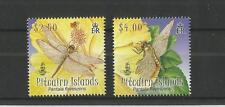 PITCAIRN ISLANDS 2009 DRAGONFLY SG,788-789 UM/M NH LOT 1548A