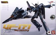 New Bandai Nightmare Plus DX Chogokin Macross Frontier VF-171 Painted