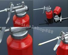 High Pressure Pump Action Oiler  Lubrication Feed Oil Can Spray Gun Pot motors