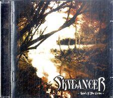 SKYDANCER Land of the Grim CD Ottime Condizioni