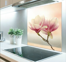 60cm x 75cm Digital Print Glass Splashback Heat Resistant  Toughened-188