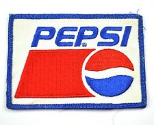 Pepsi Cola Logo USA Uniform Aufnäher Emblem Patch Bügelflicken 10 x 7 cm