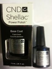CND Shellac UV/LED Gel Polish BASE COAT 7,3 ml/0.25 oz
