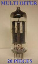 6Z4 tubo de la válvula rectificador de 20 piezas chinas oferta de múltiples