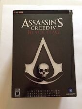 Brand New Assassin's Creed IV: Black Flag Limited Edition (PC, 2013)