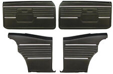 1968 CAMARO DOOR PANEL KIT 68 FRONT & REARS