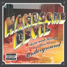 Love and Kisses from the Underground Handsome Devil MUSIC CD