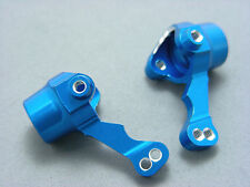 Vintage Team Associated TC4 Front Aluminum Alloy Steering Knuckle Block Set NEW