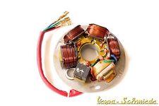 VESPA Zündgrundplatte - Komplett - 5 Kabel / 5 Spulen / 80W - PX / Lusso Zündung