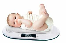 MCP Electronic Digital Baby Infant Pet Bathroom Weighing Scale- 20 Kgs, White