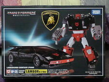 Transformers Masterpiece MP-12G Generation 2 Lambor G2 Sideswipe
