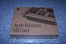 Apple Macintosh NuBus Ethernet Card 820-0417-C and AAUI Transceiver cable