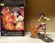 ONE PIECE DX BROTHERHOOD MONKEY D. LUFFY FIGURA FIGURE