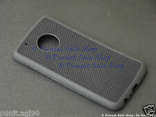 Thin Matte Hollow Net Soft Back Case Cover TPU For Motorola Moto G5 Plus