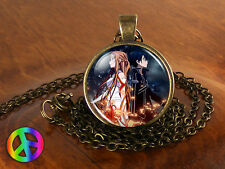 Anime SAO Sword Art Online (2) Cosplay Necklace Pendant Jewelry Gift Men Women