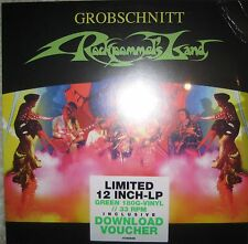 NEU Limited Edition Color Vinyl LP Rockpommel's Land - Grobschnitt Krautrock