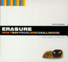 "Erasure Dont Say Your Love Is Killing Me US  12"" NEW SEALED"